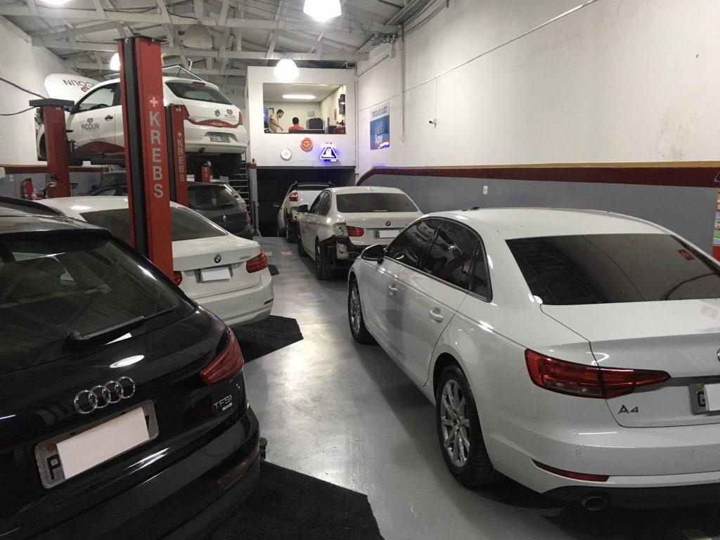 Mecânica Audi