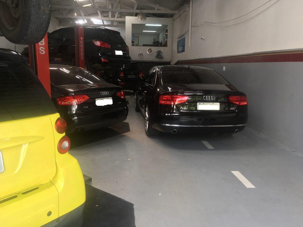 Oficina Audi