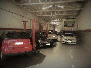 Mecânica Especializada em Mercedes