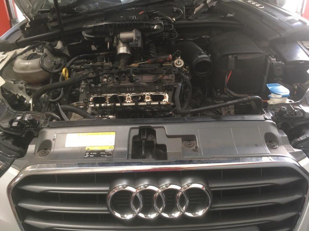 Bomba d'água motores Audi