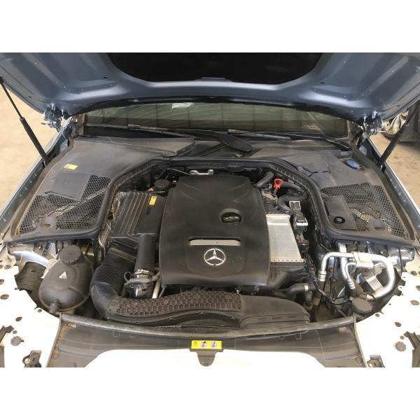Alternador Mercedes C180